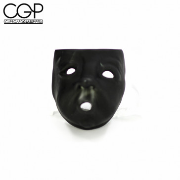 Ethan Windy Black Mask Pendant