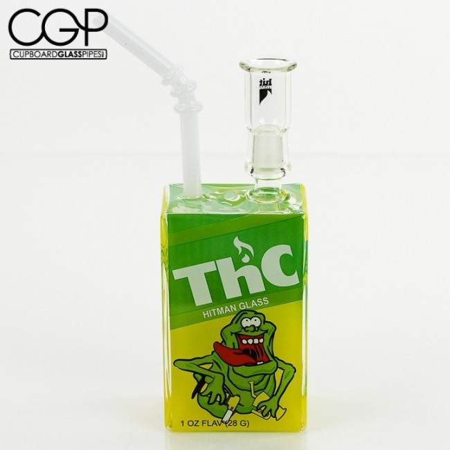 Hitman Glass Terpicana Juice Box Concentrate Rig