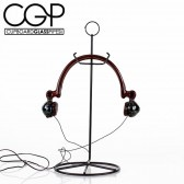 Joe Blow - Functional Sculpted Headphones Hand Pipe