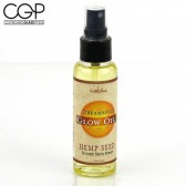Earthly Body Hemp Seed Glow Oil Moisterizing Fragrance Spray, Scent: 'Dreamsicle'