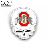 Hat Pin - Ohio Stealie