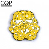 "Hat Pin - 2"" Hustle Slabs Star Trooper"