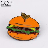 Hat Pin - Wu Burger