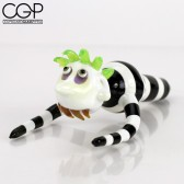 Matt Robertson (meGLASSWORKS) - Beetlejuice Series - Thing One Pipe