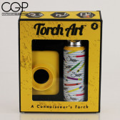 "Torch Art - ""Pencils & Crayons"" by FABS"